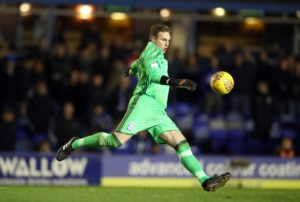 Coventry have extended the loan of goalkeeper David Stockdale from Championship side Birmingham.