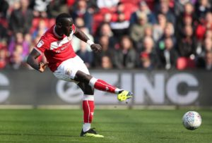Famara Diedhiou netted an injury time penalty to give Bristol City a 2-1 Championship win over QPR at Ashton Gate and extend their winning streak to nine games.