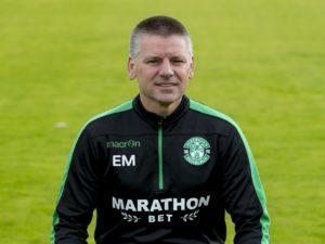 Hibernian will appoint a new head coach to succeed Neil Lennon early next week, caretaker boss Eddie May has revealed.