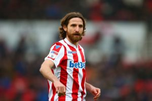 Stoke's Joe Allen was closest to breaking the deadlock as his side played out a drab goalless Sky Bet Championship contest with Wigan at the DW Stadium.
