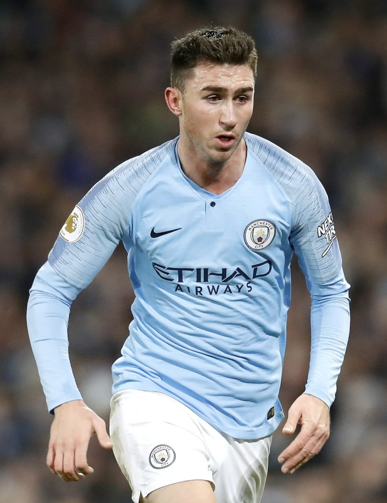 Aymeric Laporte says Manchester City want to be top of the Premier League right now even if title rivals Liverpool have a game in hand.