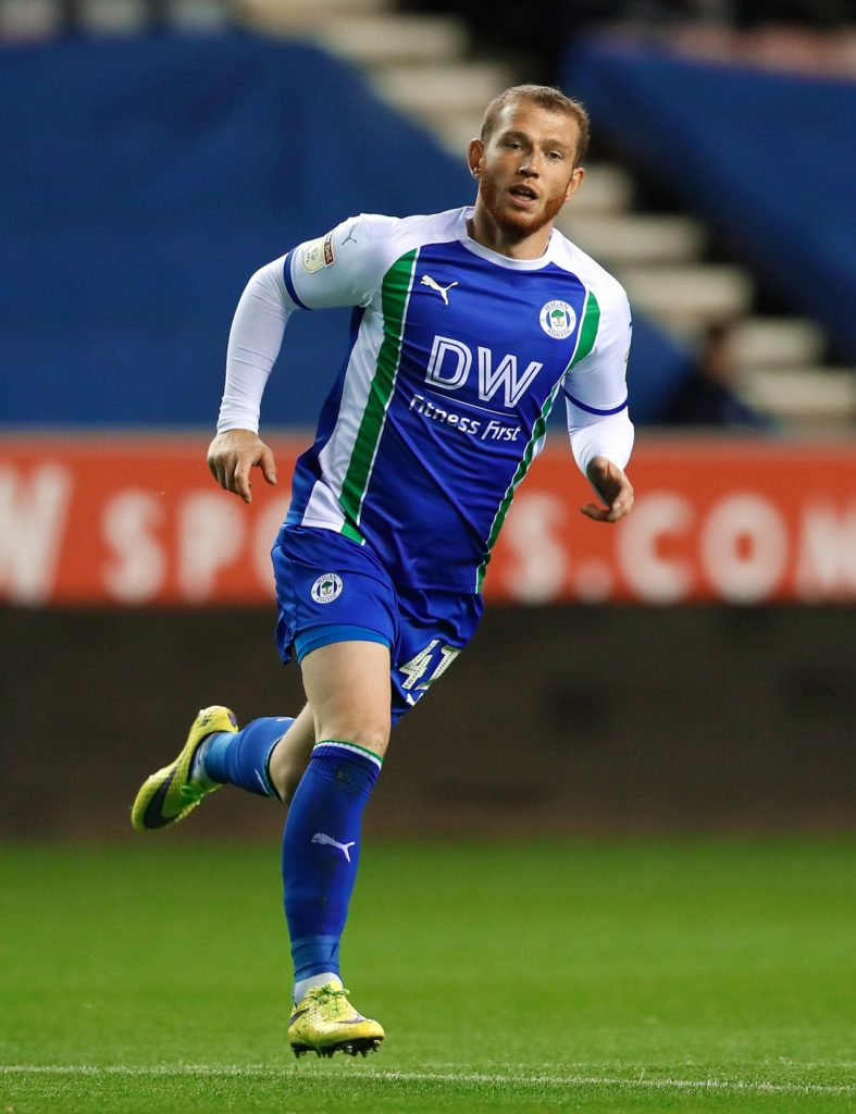 Joe Garner popped up with a last-gasp equaliser to earn Wigan a 1-1 Sky Bet Championship draw against his former club Ipswich.