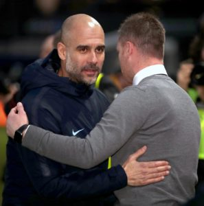 Manchester City boss Pep Guardiola singled out David Silva for special praise after watching his side overcome Newport 4-1 in the FA Cup.