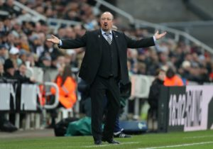 Newcastle United manager Rafa Benitez has warned his team against complacency when they take on Huddersfield Town this weekend.