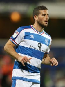 Tomer Hemed is pushing to start after making a late comeback for QPR on Tuesday.
