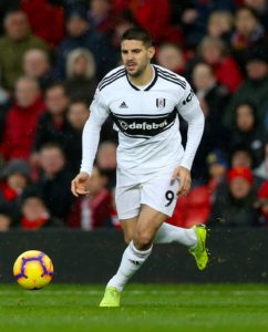 Tottenham are reported to have failed with a £27million bid to sign Fulham striker Aleksandar Mitrovic in the January window.