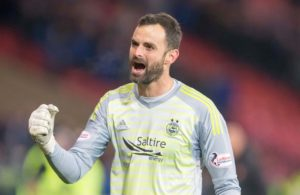 Aberdeen goalkeeper Joe Lewis was not surprised by Queen of the South's 3-0 win over Dundee in the previous round of the William Hill Scottish Cup.