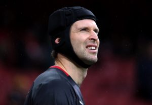 Petr Cech expects Arsenal to progress in Europe despite their surprise Europa League defeat at BATE Borisov this week.