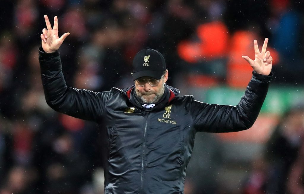 Liverpool boss Jurgen Klopp knows his side face a massive task at Old Trafford on Sunday as they look to go back to the top of the Premier League.