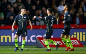 Manchester City midfielder Phil Foden insists they can win the quadruple after seeing off Newport in the FA Cup on Saturday.