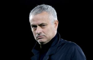Jose Mourinho has hinted he would like to become Paris Saint-Germain manager by saying he can imagine himself working in Ligue 1.