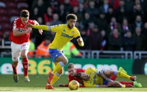 Leeds striker Tyler Roberts will return to the starting line-up for the home game against Bolton.