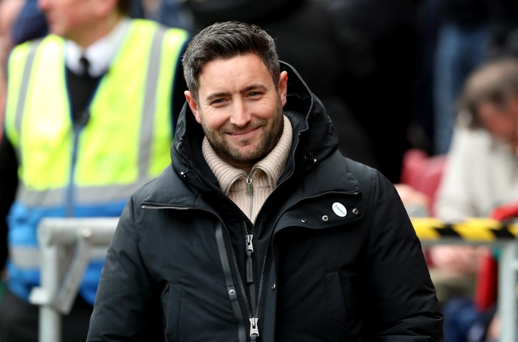 Bristol City boss Lee Johnson described a half-time tunnel incident as 'a bit of handbags' following his team's 1-0 FA Cup defeat against Wolves.