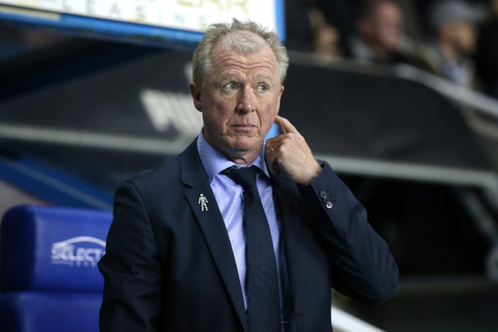 QPR manager Steve McClaren applauded his players after they almost pulled off an incredible comeback in their Sky Bet Championship match against Birmingham.