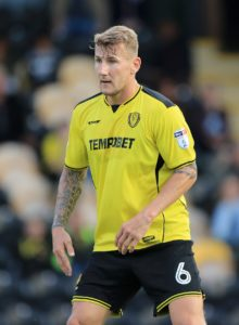 Burton have several players carrying injuries as they prepare for the visit of Fleetwood.