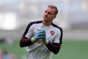 Bernd Leno has warned Arsenal's top-four rivals his side is ready to make the most of any slip-ups in the rest of the season.