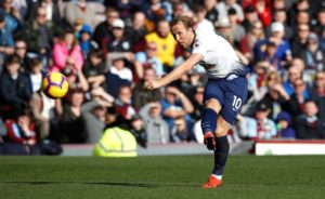 Harry Kane has tipped Tottenham to bounce back from the Burnley defeat and get back into the Premier League title race.
