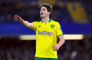 Norwich will be without duo Timm Klose and Moritz Leitner for the East Anglian derby against Ipswich on Sunday.