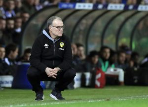 Marcelo Bielsa was left frustrated by Leeds' finishing after they clung on against Swansea despite dominating the Sky Bet Championship clash.