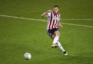 Sheffield United have announced defender Jack O'Connell has signed a new contract with the club running until the summer of 2023.