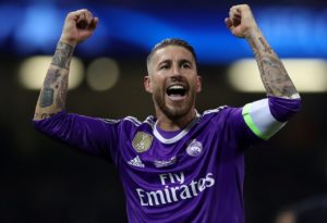 Real Madrid skipper Sergio Ramos is adamant he does not try to offend opponents when he uses the 'panenka' technique for penalties.