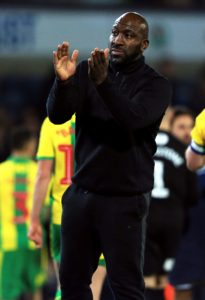 Darren Moore will allow West Brom to dream of Wembley but only if they beat Brighton.