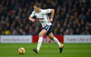 Tottenham star Jan Vertonghen insists his team need to prepare for a reaction when they face Borussia Dortmund next month.