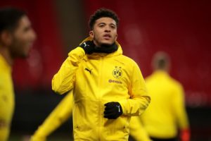 Jurgen Klopp says Liverpool were interested in Jadon Sancho before he joined Borussia Dortmund but had no chance of signing him.