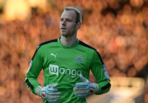 Former Newcastle goalkeeper Matz Sels feels 'players were mostly looking out for themselves' during his time at St James' Park.