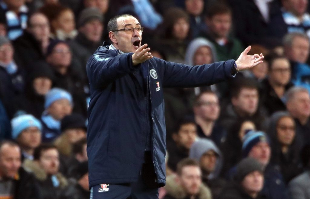 Chelsea's players have held crisis talks following Sunday's Man City humbling - but boss Maurizio Sarri reportedly still has their support.