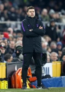 Tottenham manager Mauricio Pochettino says no one outside of the club believed they could be title challengers this season.