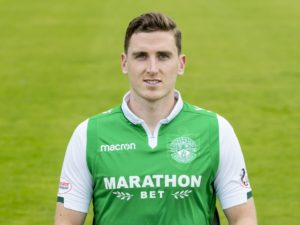 Hibernian defender Paul Hanlon admits he is always anxious when a new manager arrives.