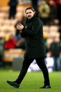 Norwich boss Daniel Farke says the Canaries 'know everything about Leeds' ahead of Saturday's top-two showdown in the Championship.