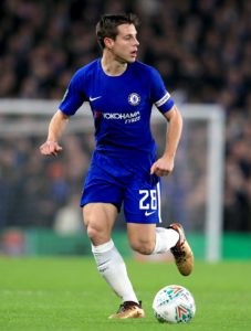 Cesar Azpilicueta says Chelsea are facing a crucial fortnight as the Blues bid to succeed on all four fronts.