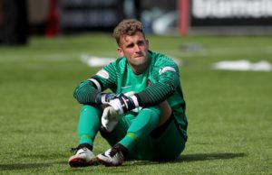 Goalkeeper Cammy Bell has targeted a top-six spotfor St Johnstone after joining up with the McDiarmid Park club.