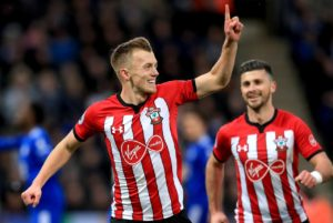 Southampton's James Ward-Prowse has confirmed that he is looking to force his way back into Gareth Southgate's England set-up.