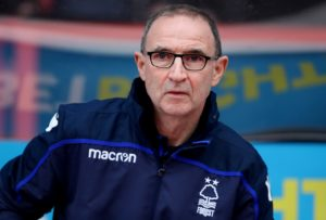 Martin O'Neill admitted he had lots of work to do after watching his Nottingham Forest side lose 2-0 away to Birmingham.