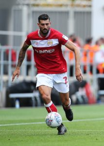 Substitute Eros Pisano's 80th-minute goal gave play-off hopefuls Bristol City a vital 1-0 win at Blackburn.