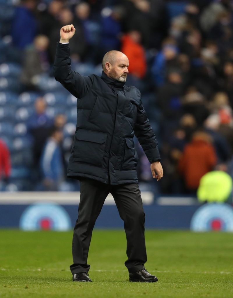 Steve Clarke revealed he was warned off a move to Rangers as a player because of their sectarian issues.