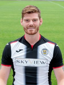 St Mirren's Gary MacKenzie will not make his return against Aberdeen on Saturday despite stepping up his rehab work.