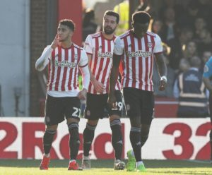 Said Benrahma struck a hat-trick as Brentford come from behind to coast to a 5-1 victory over Hull at Griffin Park.