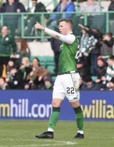 Paul Heckingbottom continued his flying start to life at Hibernian by guiding his side back into the Ladbrokes Premiership top six with a 4-2 win at Dundee.