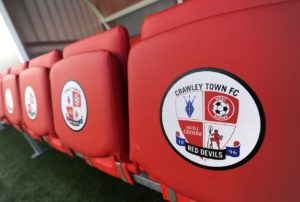 Crawley have signed striker Ibrahim Meite following his release by Cardiff.