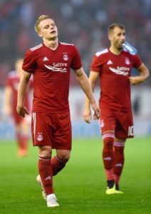 Gary Mackay-Steven has told Aberdeen to shake off the disappointment of defeat to Rangers and focus on getting themselves back into the title race.