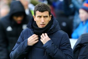 Javi Gracia says his Watford players must move on quickly from the defeat to Liverpool as they switch their focus to Leicester on Sunday.