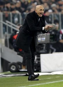 Coach Luciano Spalletti is looking for an improvement from his Inter players when they take on Parma in Serie A on Saturday.