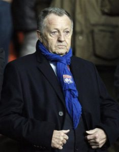Lyon president Jean-Michel Aulas says victory over Paris Saint-Germain was the perfect way to prepare for their clash with Barcelona.