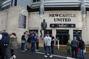 Newcastle will look to take advantage of relegation-threatened Huddersfield to boost their own survival hopes on Saturday.