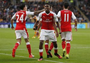 Alex Iwobi admits he needs to score more goals for Arsenal and hopes working with an analyst will help improve that aspect.