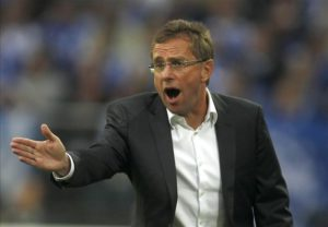 RB Leipzig boss Ralf Rangnick hailed the quality of his side after they defeated Hannover 3-0.